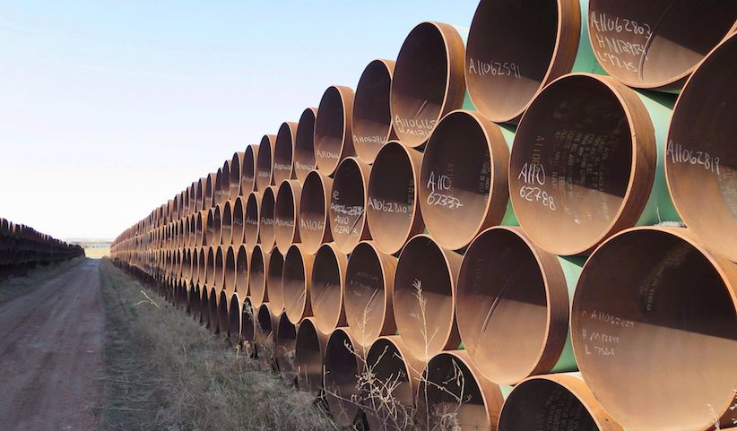 U.S. approval expected Friday for Keystone XL