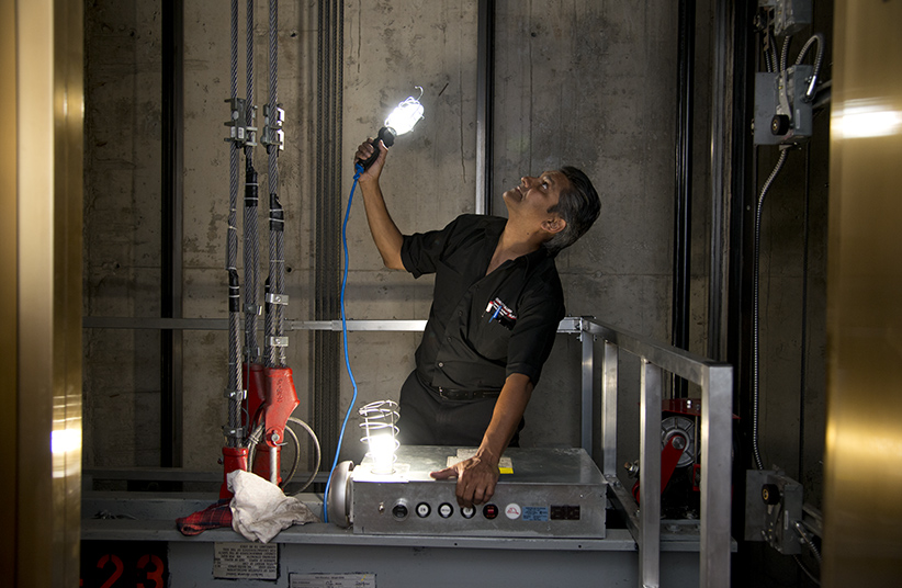 That's a cool job! What it's like to be an elevator mechanic