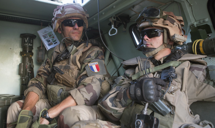 Here's how Canada can help France fight terrorism: Go to Africa