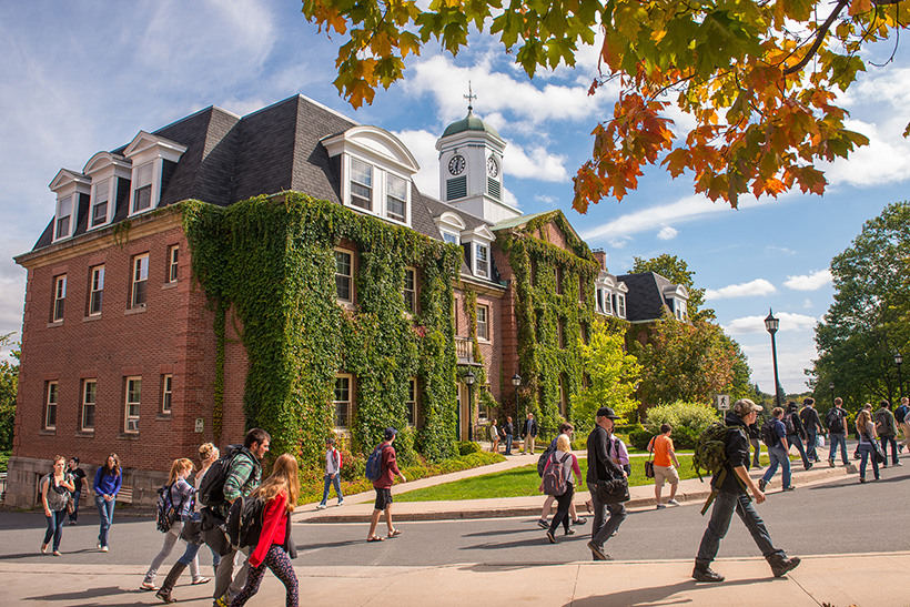 One of Canada's most beautiful campuses