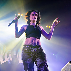 Kehlani Performs at Heaven