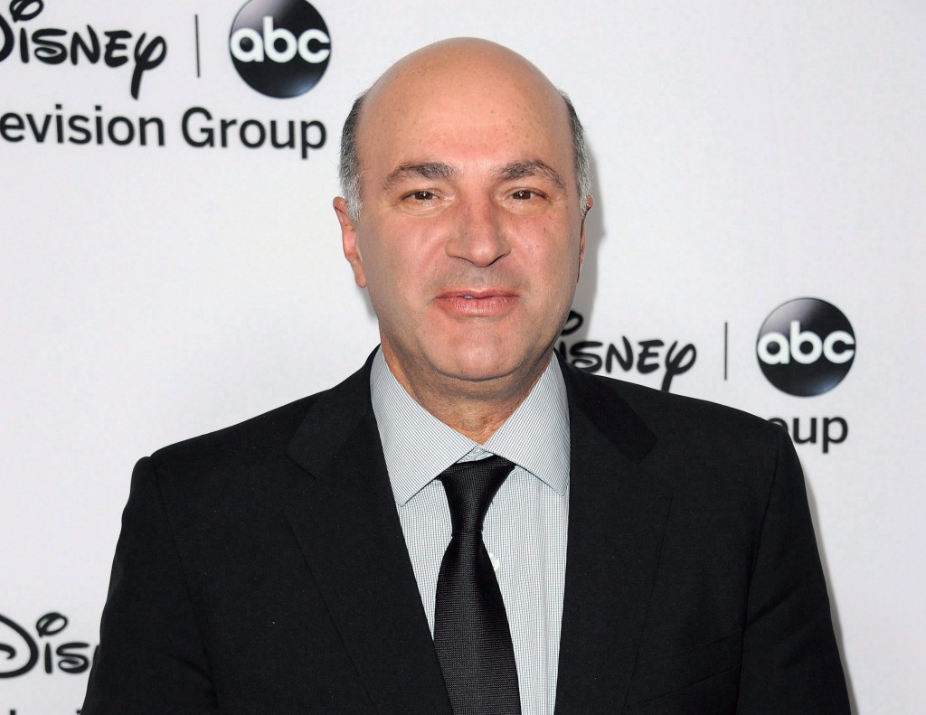 Kevin O'Leary attends the Disney ABC Winter TCA Tour in Pasadena, Calif., in this Jan. 10, 2013 file photo. (Photo by Richard Shotwell/Invision/AP)