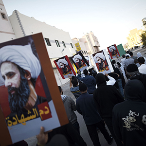Mohammed al-Nimr on his father's execution in Saudi Arabia