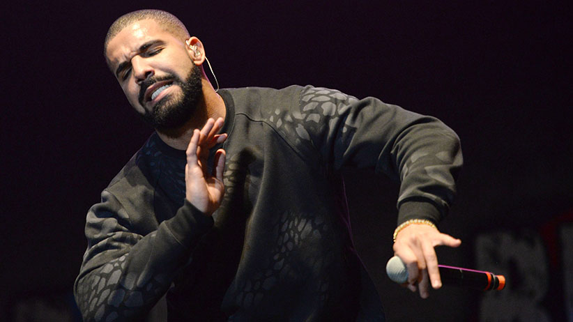 Musician Drake performs onstage (Scott Dudelson/Getty Images)