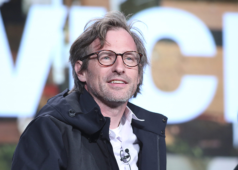 Spike Jonze at A+E 'Viceland' Panel at the Winter TCA Tour - Day 2, Pasadena, U.S. - 06 Jan 2016. (Buchan/Variety/REX/Shutterstock)