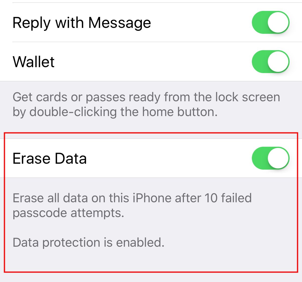 This simple iPhone setting keeps the FBI out