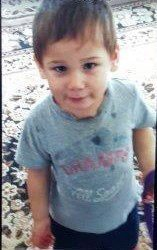 RCMP are searching for a missing two-year-old Chase Martens west of Winnipeg. Martens was last seen playing outside his rural home in the Austin area at 6 p.m. Tuesday night. THE CANADIAN PRESS/ho-RCMP