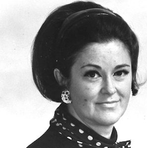 Claire Kirkland-Casgrain, first woman ever elected to the Quebec legislature and transport minister in the last Liberal government, was re-elected in her Montreal riding of Marguerite-Bourgeoys in Quebec's general election Wednesday. She is seen in this 1970 handout photo. THE CANADIAN PRESS/HO
