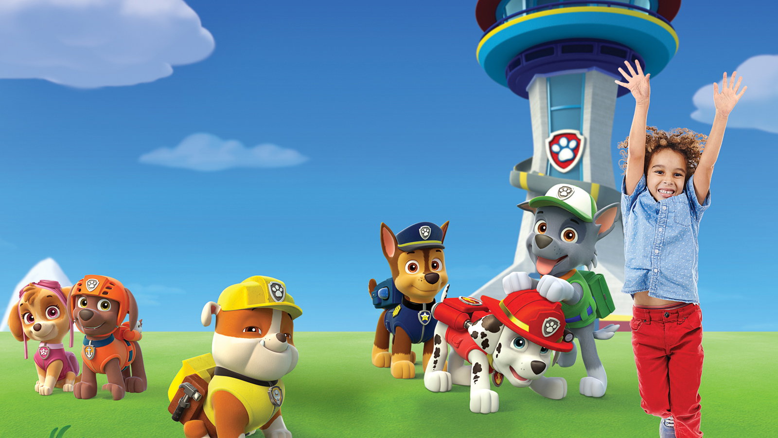 Paw Patrol Background Related Keywords amp Suggestions