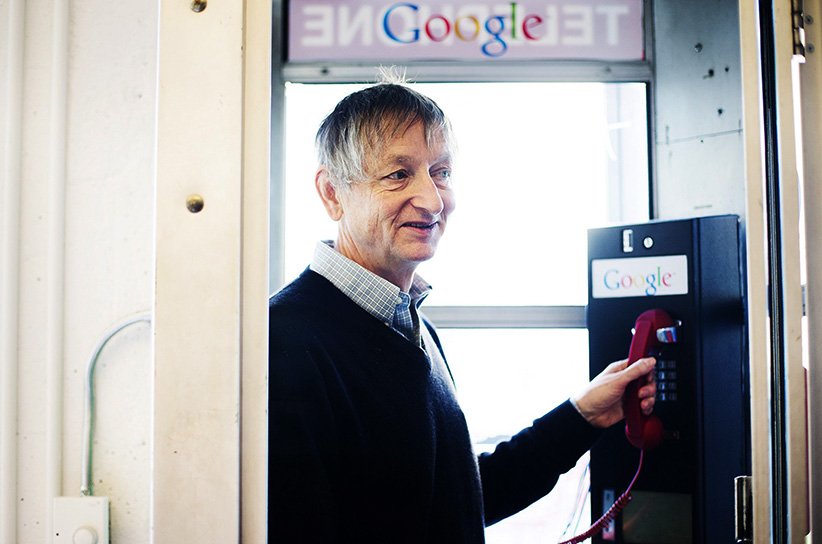 Geoffrey Hinton, the 'godfather' of deep learning, on AlphaGo