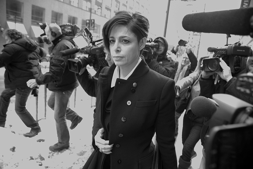 Marie Henein, criminal defence lawyer for Jian Ghomshi. Chris So/Toronto Star/Getty Images
