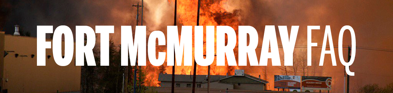 Fort McMurray FAQ