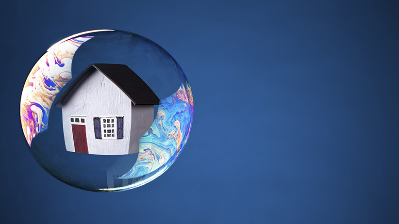 The Anatomy Of A Housing Bubble