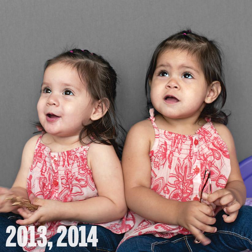 Gabriela and Sophia Rodriguez