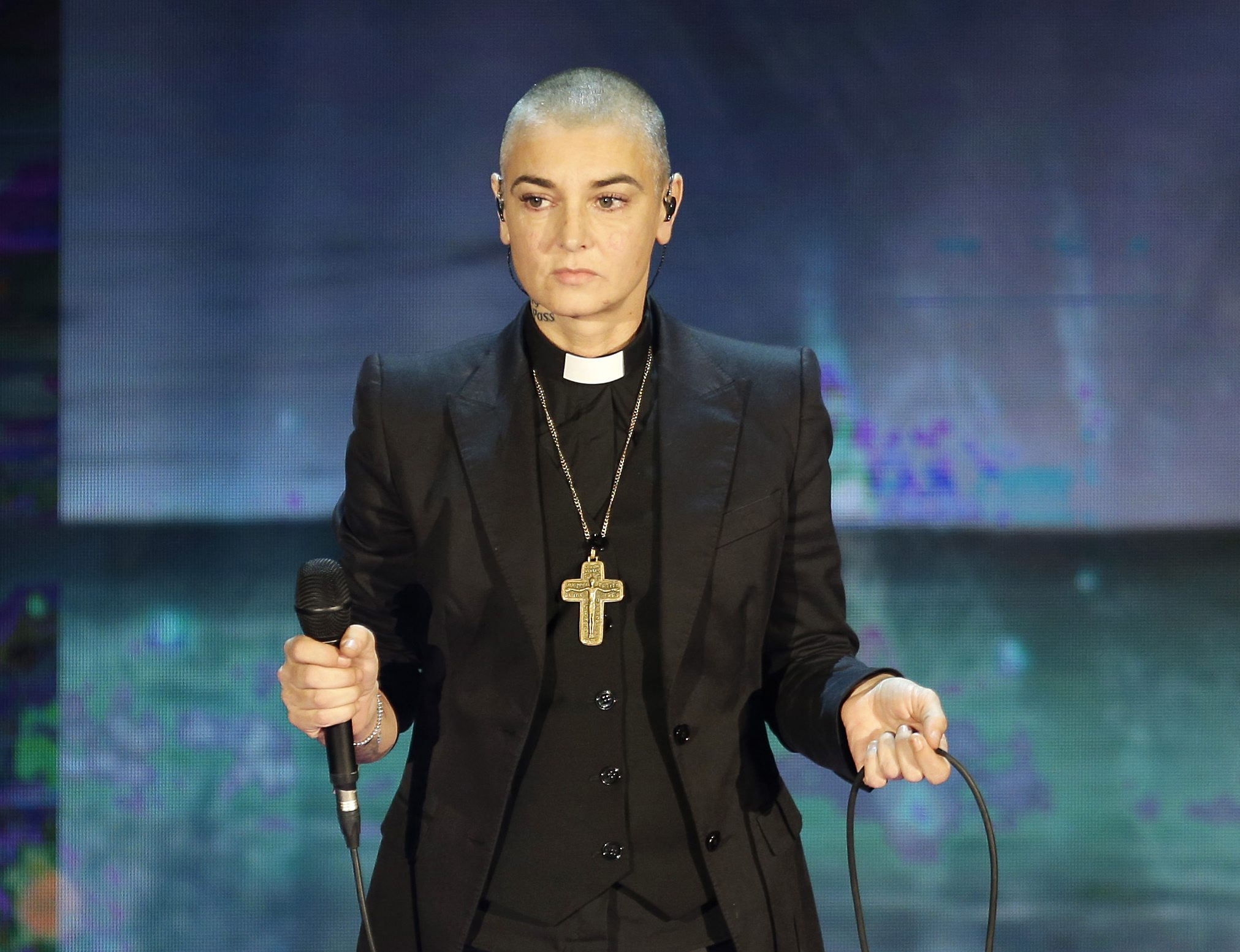 Police say Sinead O'Connor found safe, no details released