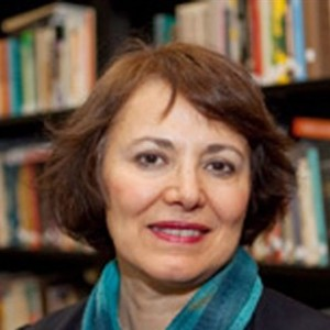 This undated photo made available by Amanda Ghahremani shows retired Canadian-Iranian professor Homa Hoodfar. The family of a Montreal-based university professor jailed in Iran says she is being investigated for dabbling in feminism and security matters. (THE CANADIAN PRESS/HO - Amanda Ghahremani)