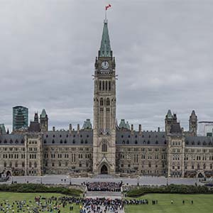 Gigapan image of Parliament Hill taken by Peter Bregg on June 8th, 2016. (Peter Bregg)