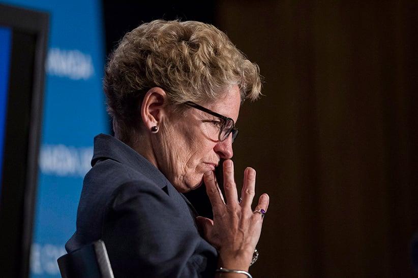 How Kathleen Wynne has Ontario going backwards