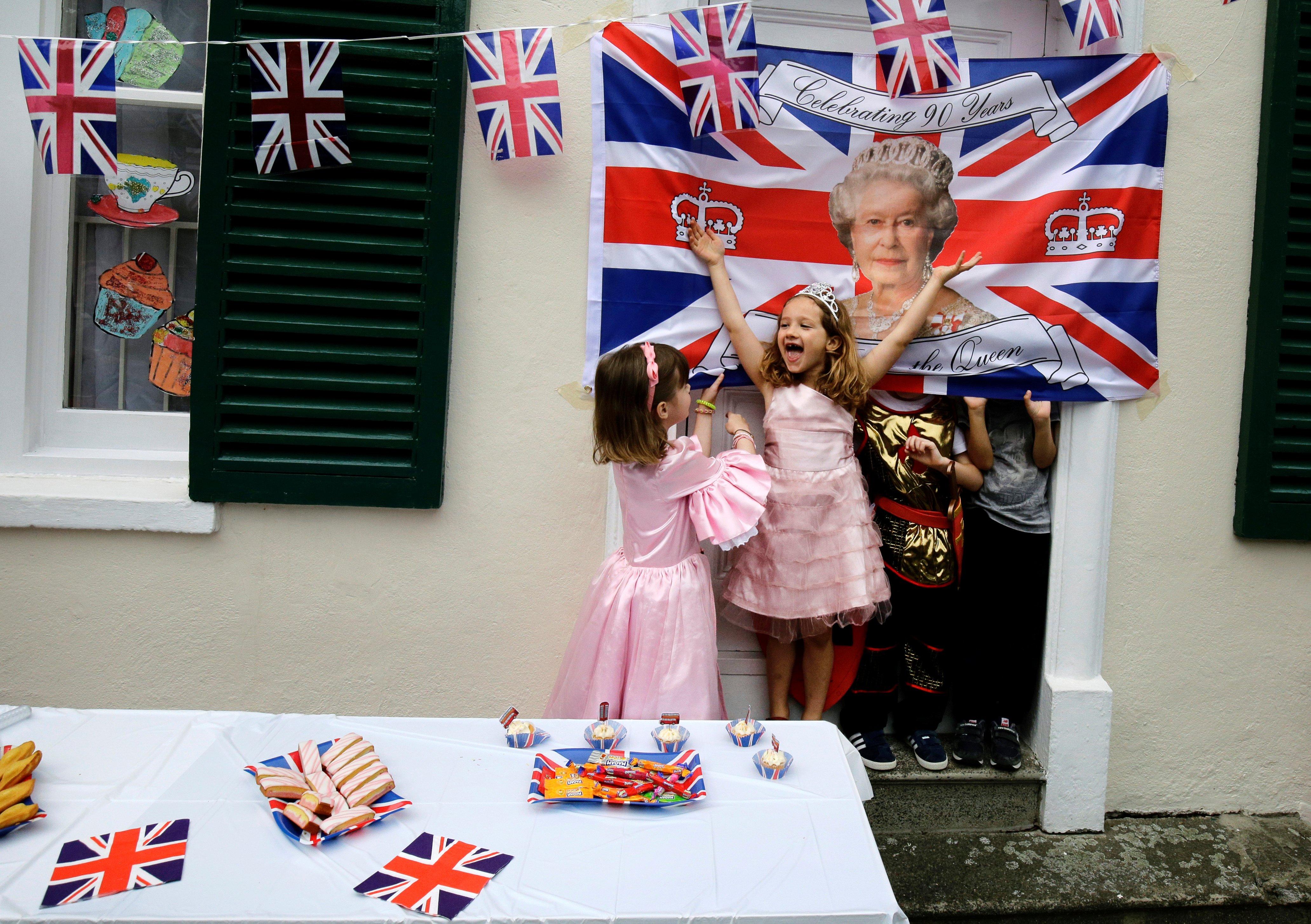 Queen Elizabeths Birthday Celebrations Dont Seem To End