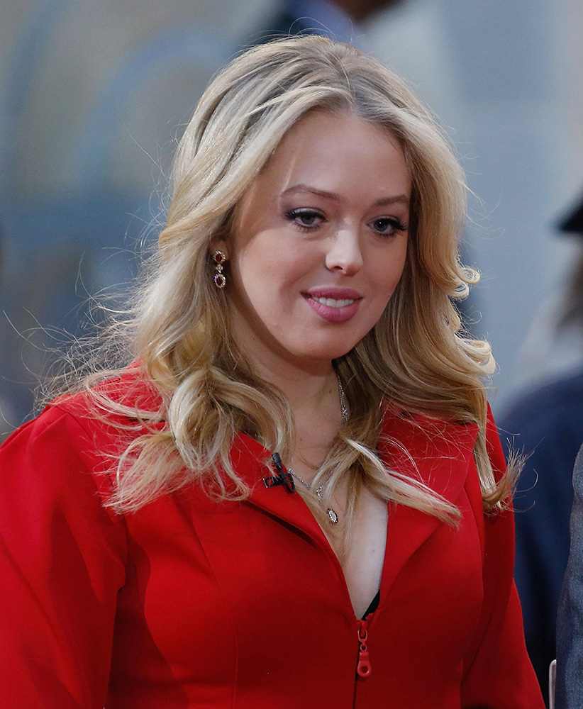 """Tiffany Trump attends NBC's """"Today"""" Trump Town Hall at Rockefeller Plaza on April 21, 2016 in New York City. (John Lamparski/WireImage/Getty Images)"""