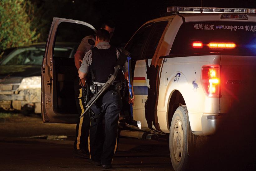 The most dangerous city in Canada: Grande Prairie