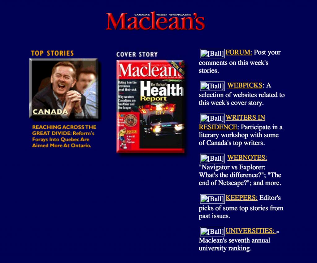 Macleans.ca
