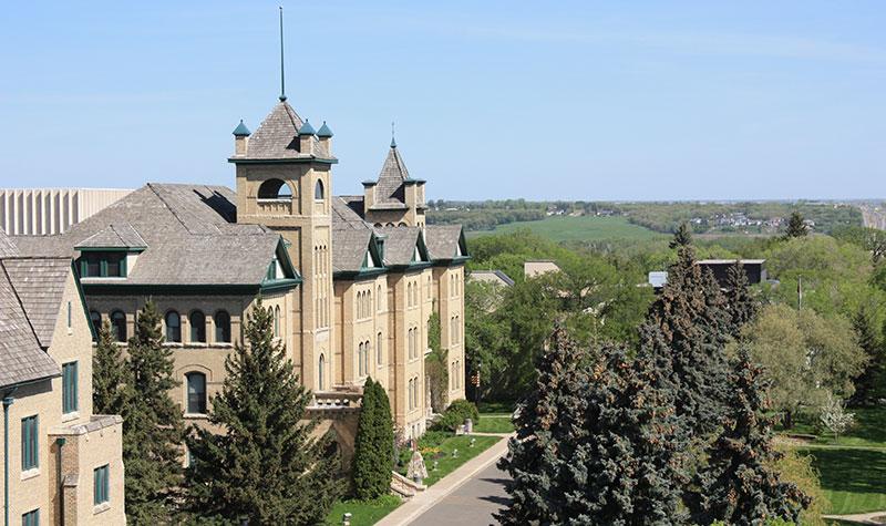 Brandon University Campus