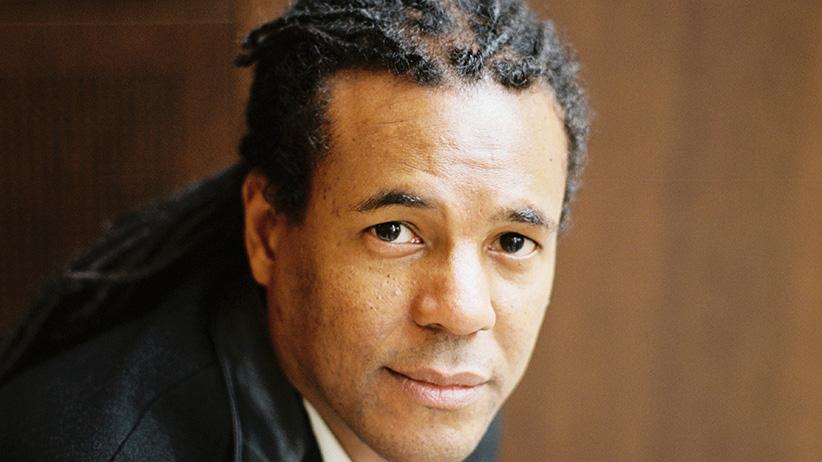 Author Colson Whitehead. (Anita Schiffer-Fuchs/Getty Images)