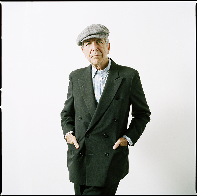 Leonard Cohen is a Canadian singer-songwriter, poet and novelist. Cohen quietly announced to fans a long-anticipated concert tour. The tour, Cohen's first in 15 years, began in May 2008 and encompassed Canada and Europe and included performing at The Big Chill (music festival) and headlined the 2008 Glastonbury Festival on 29 June 2008. (Michael Donald/eyevine/Redux)