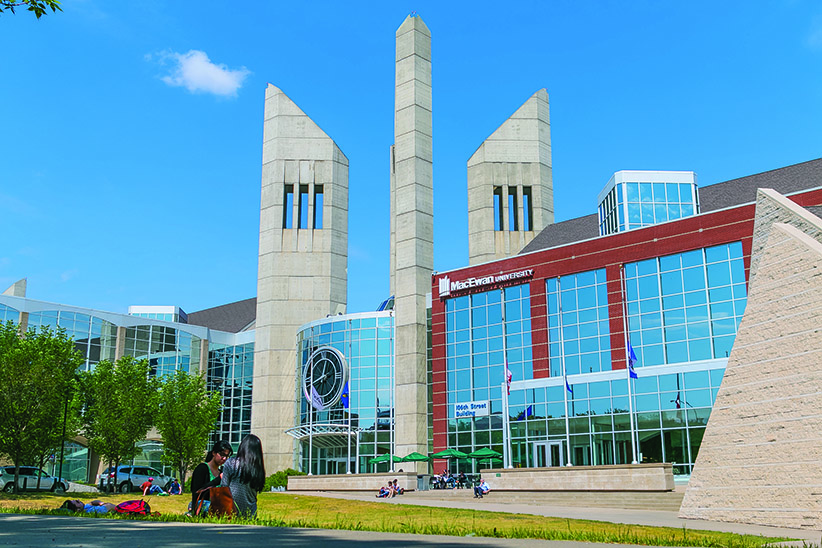 MacEwan University Profile Campus
