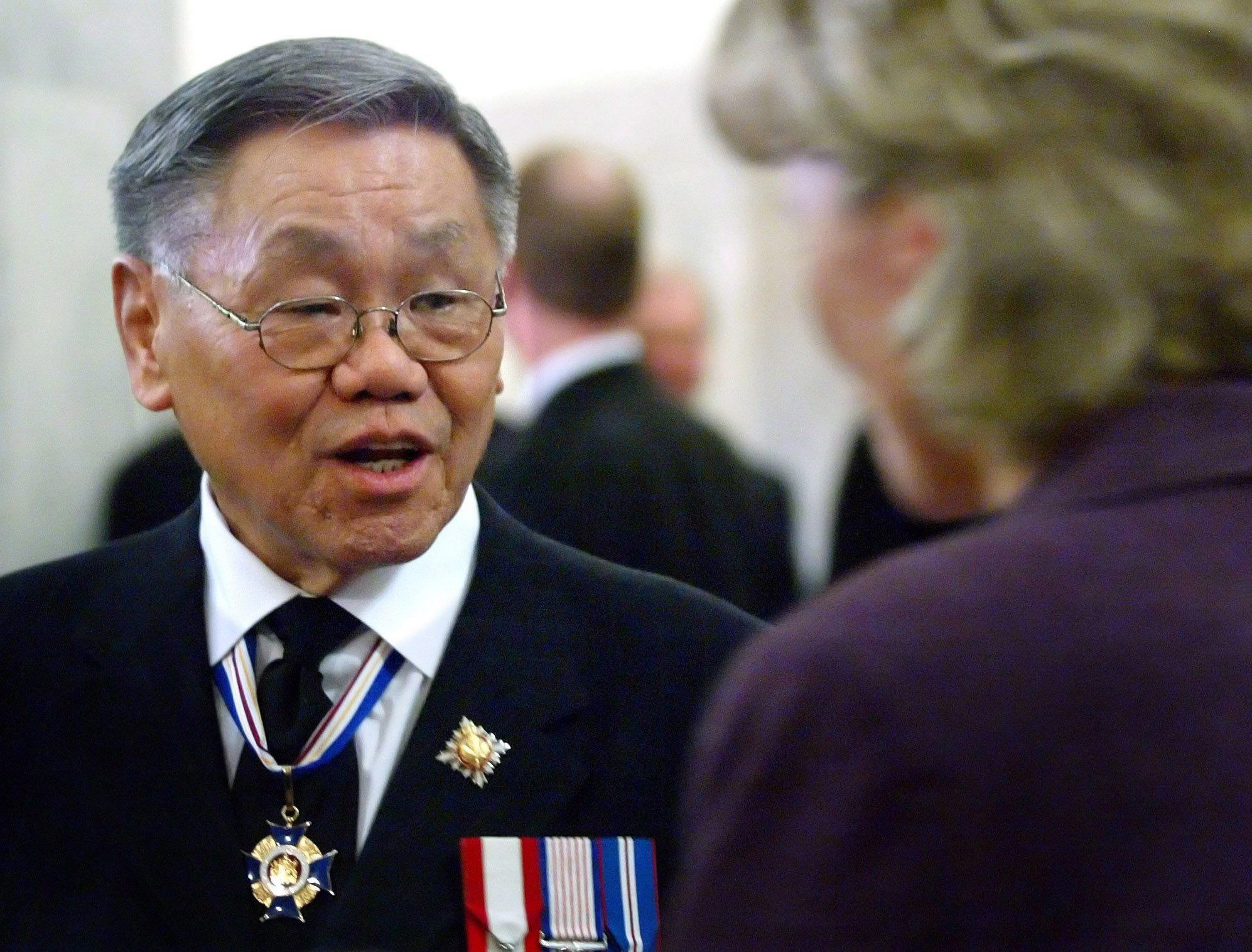 Norman Kwong, former CFL pioneer, dead at 86