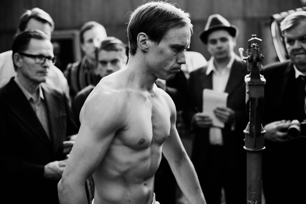 "Jarkko Lahti in a scene from Finland's ""The Happiest Day in the Life of Olli Mäki"