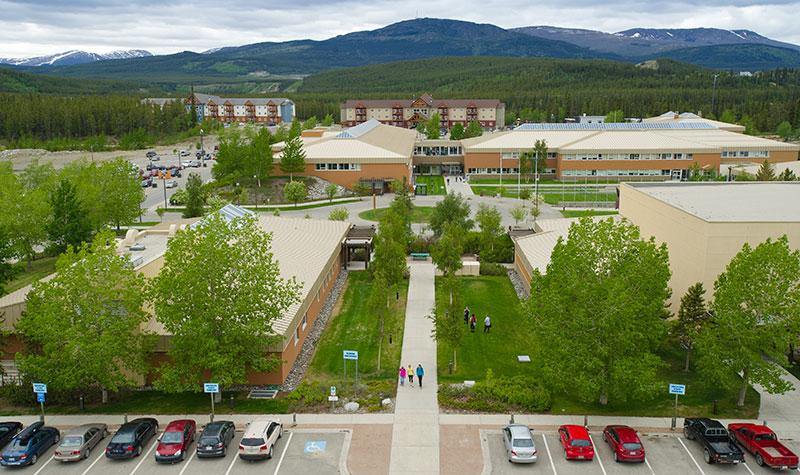 Yukon College Campus