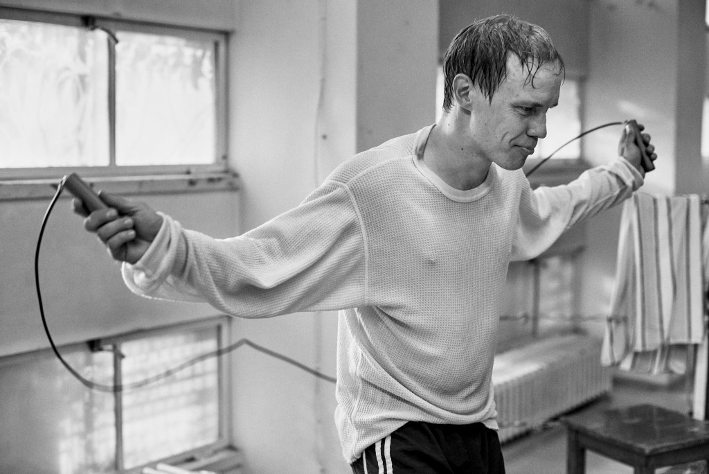 Jarkko Lahti in 'The Happiest Day in the Life of Olli Mäki