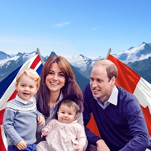 Duke and Duchess of Cambridge focus on mental health in Vancouver