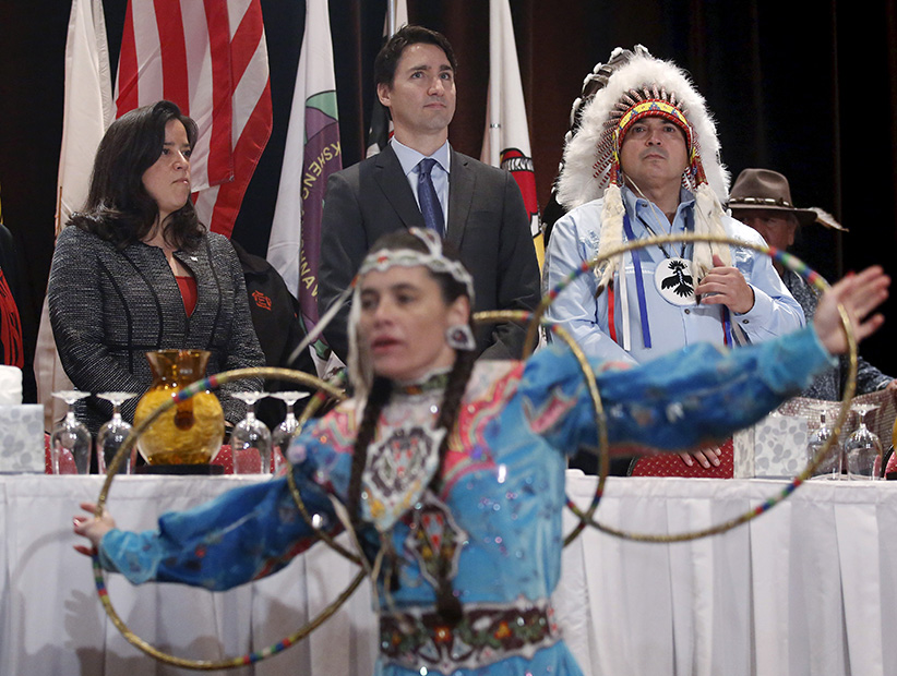 The Liberals' relationship with Indigenous communities sours