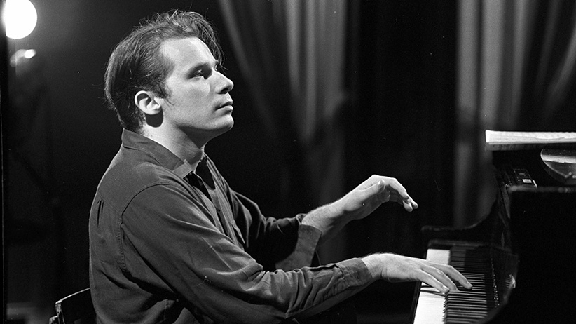 Glenn Gould Oct. 26, 1965. (Harold Whyte/Toronto Star/Getty Images)
