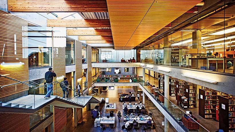 Kwantlen Polytechnic University Campus