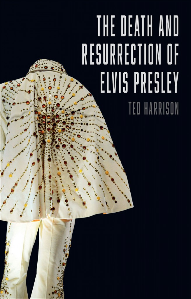 The Death and Resurrection of Elvis Presley, by author Ted Harrison. (NO CREDIT)