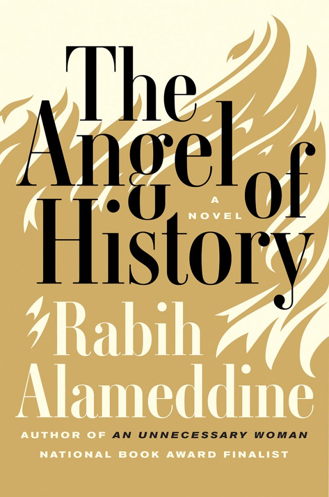 The Angel of History, by author Rabih Alameddine. (NO CREDIT)
