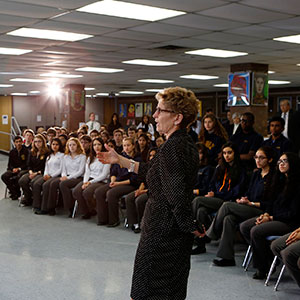Why Ontario shouldn't ditch high school civics classes