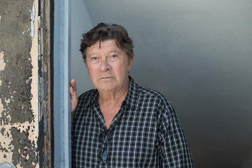 Robbie Robertson. (Photograph by Emma McIntyre)