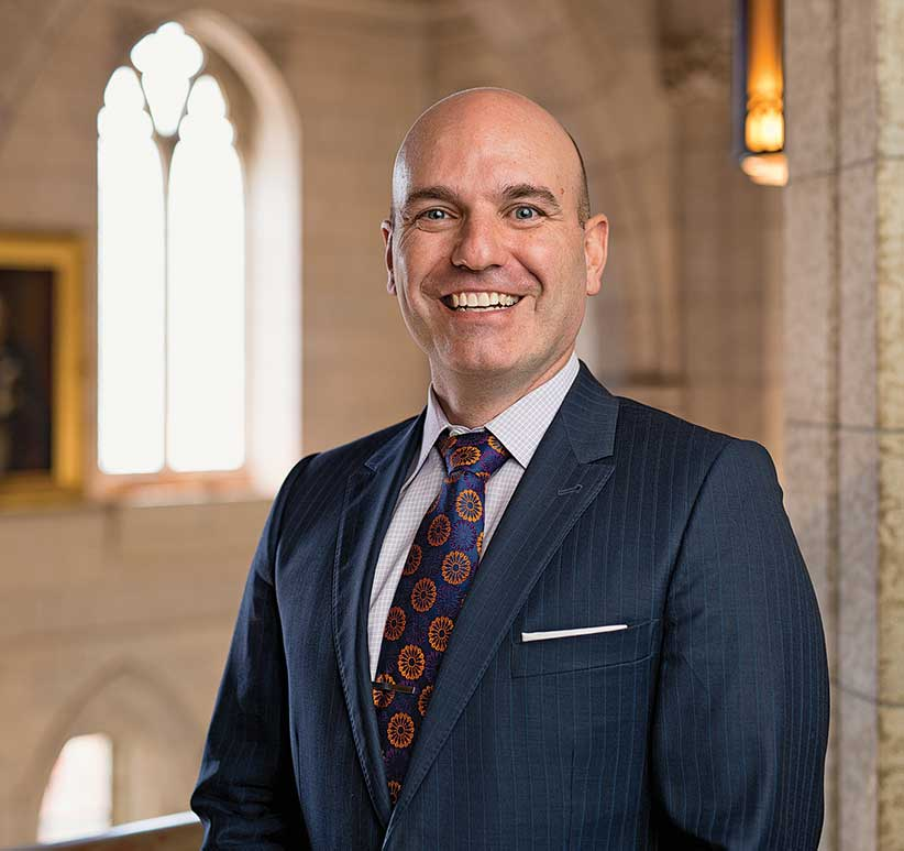 Nathan Cullen (Photograph by Jessica Deeks)