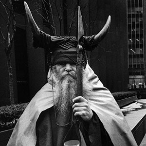 The weird and true story of Moondog
