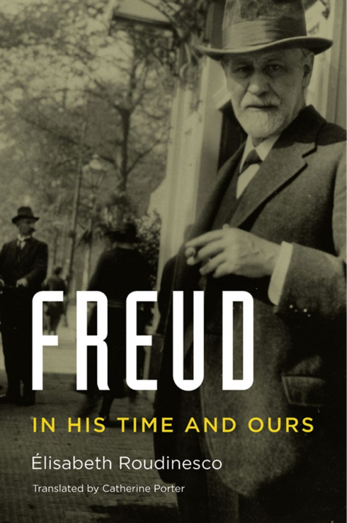 Cover of 'Freud' by Elisabeth Roudinesco. (No Credit)