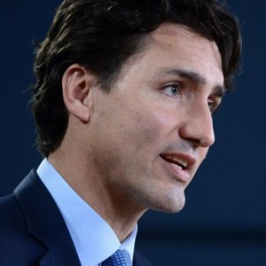 Prime Minister Justin Trudeau holds a press conference at the National Press Theatre in Ottawa on Tuesday, Nov. 29, 2016. Trudeau is approving Kinder Morgan's proposal to triple the capacity of its Trans Mountain pipeline from Alberta to Burnaby, B.C. — a $6.8-billion project that has sparked protests by climate change activists from coast to coast.THE CANADIAN PRESS/Sean Kilpatrick