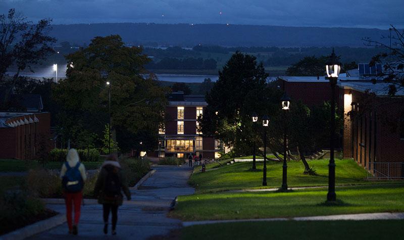 Acadia University campus