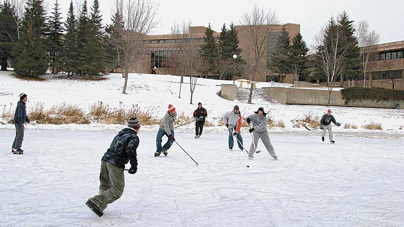 Lakehead University ice rink