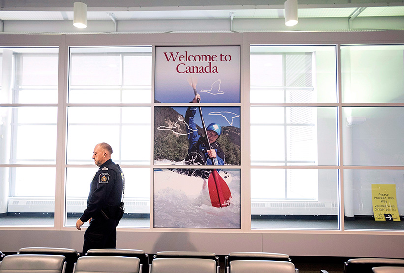 Canada's immigration system is no kinder than America's