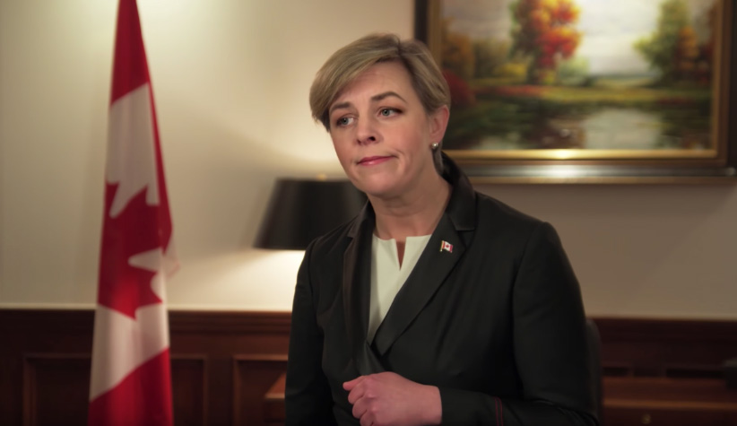 Kellie Leitch. (YouTube)
